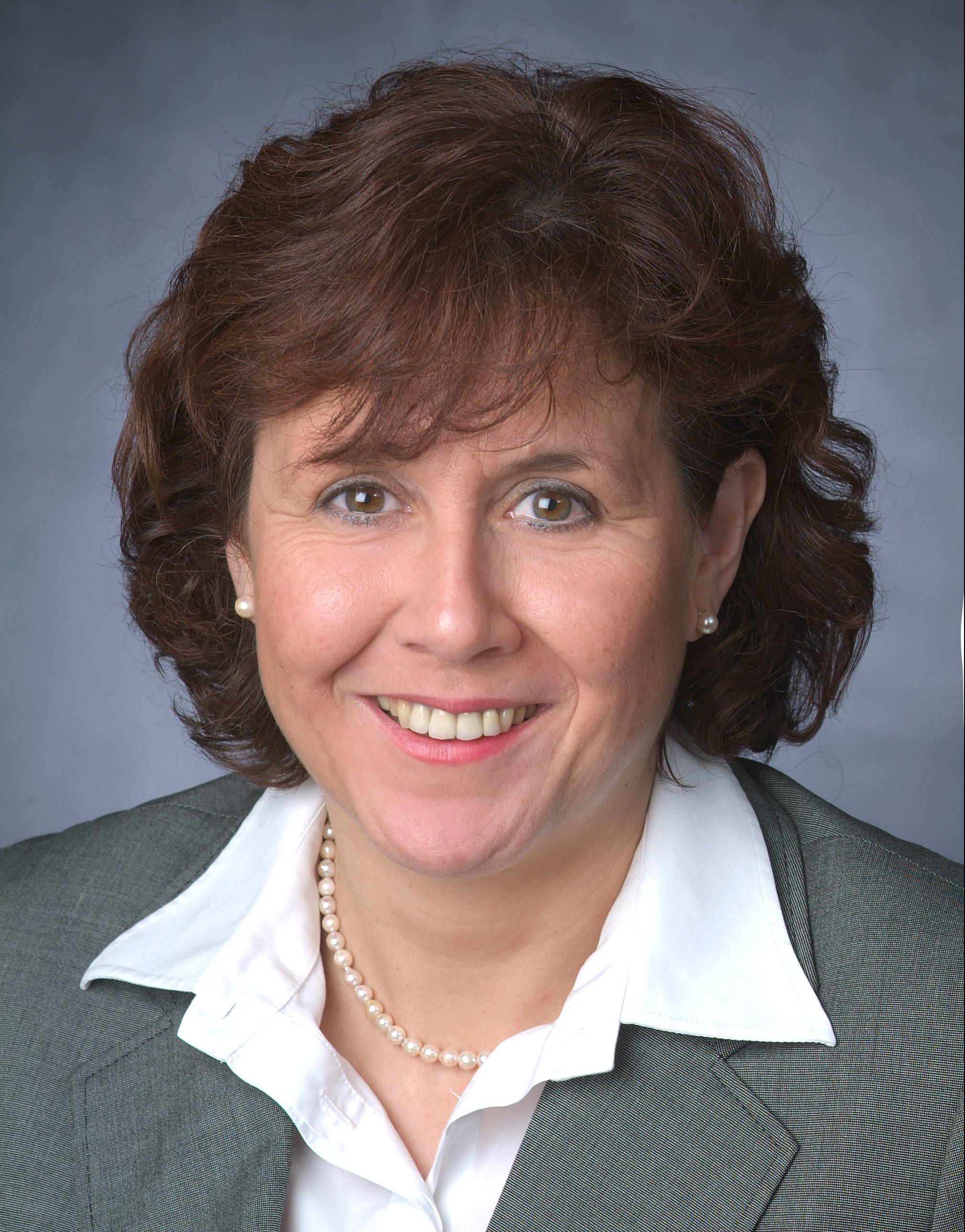Dr. Ute Teichert, Vorsitzende