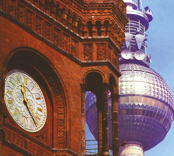 Berlin,Rotes Rathaus