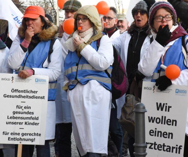 Kundgebung Berlin 2018