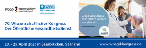 Bundeskongress 2020 in Saarbrücken