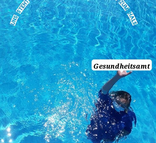 Uns steht das Wasser nicht mehr nur bis zum Hals – 99084 Stadtverwaltung Erfurt